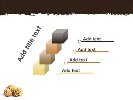 Walnut PowerPoint Template Slide 14