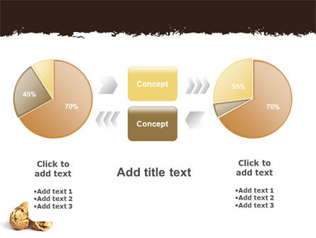 Walnut PowerPoint Template Slide 16