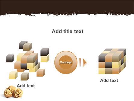 Walnut PowerPoint Template Slide 17