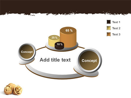 Walnut PowerPoint Template Slide 6