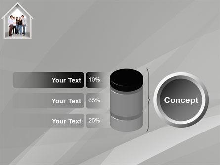 House For Family PowerPoint Template Slide 11