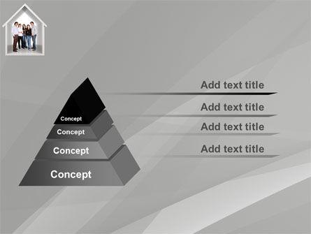 House For Family PowerPoint Template Slide 12