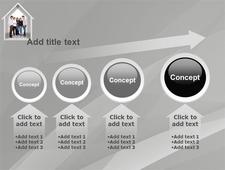 House For Family PowerPoint Template Slide 13