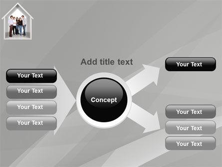 House For Family PowerPoint Template Slide 14