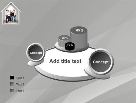 House For Family PowerPoint Template Slide 16