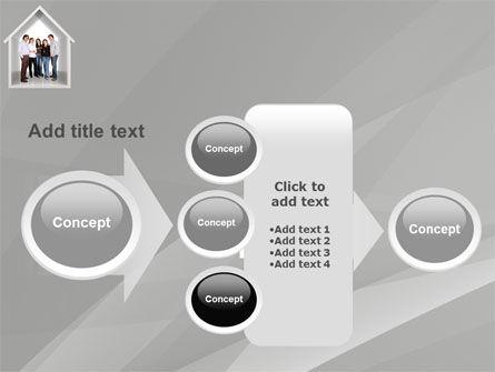 House For Family PowerPoint Template Slide 17