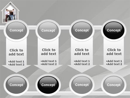 House For Family PowerPoint Template Slide 18