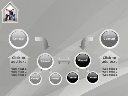 House For Family PowerPoint Template Slide 19