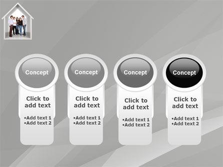 House For Family PowerPoint Template Slide 5