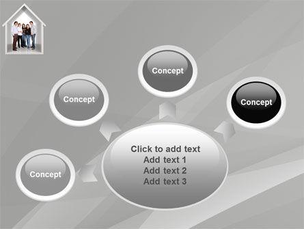 House For Family PowerPoint Template Slide 7