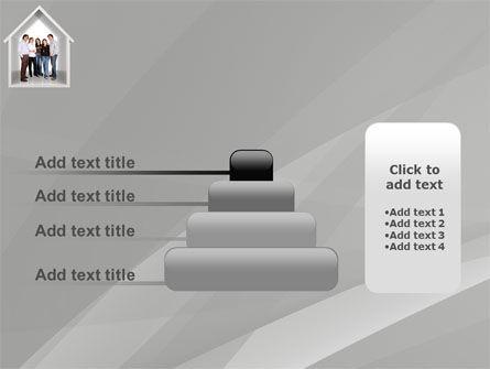House For Family PowerPoint Template Slide 8