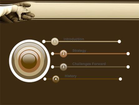 Generation Bond PowerPoint Template, Slide 3, 05535, Religious/Spiritual — PoweredTemplate.com