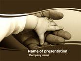 Religious/Spiritual: Generation Bond PowerPoint Template #05535