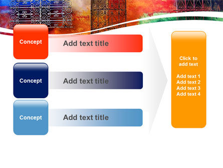 Wall Art PowerPoint Template Slide 12