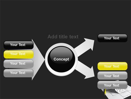 House Draft PowerPoint Template Slide 14