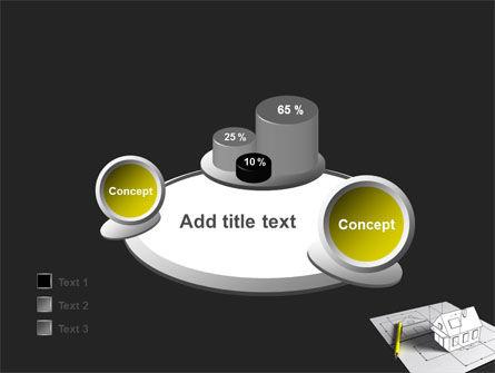 House Draft PowerPoint Template Slide 16