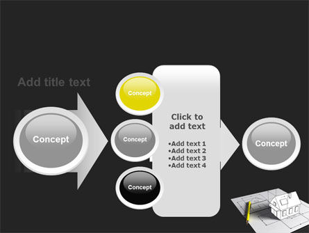 House Draft PowerPoint Template Slide 17