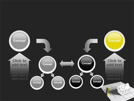 House Draft PowerPoint Template Slide 19