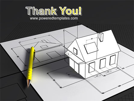 House Draft PowerPoint Template Slide 20