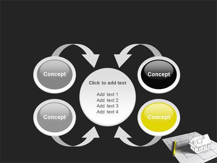 House Draft PowerPoint Template Slide 6