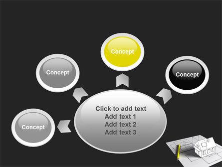 House Draft PowerPoint Template Slide 7