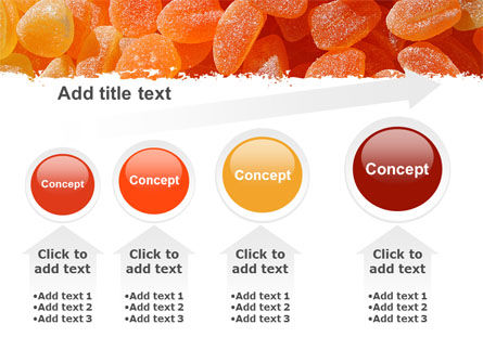 Fruit Jelly Free PowerPoint Template Slide 13