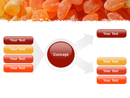Fruit Jelly Free PowerPoint Template Slide 14