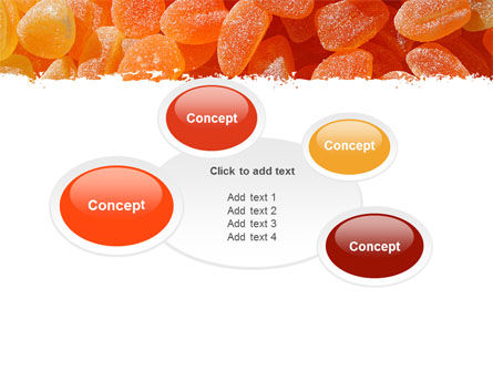 Free Fruit Jelly PowerPoint Template Slide 16