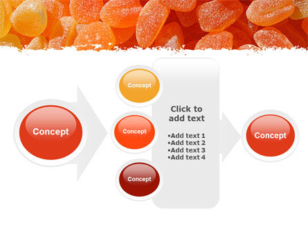 Free Fruit Jelly PowerPoint Template Slide 17