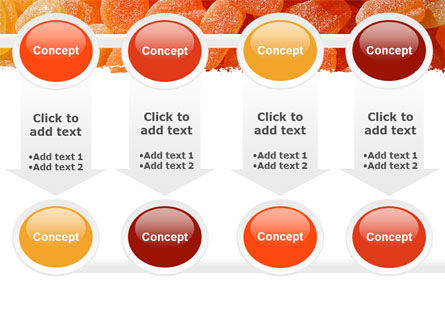 Fruit Jelly Free PowerPoint Template Slide 18