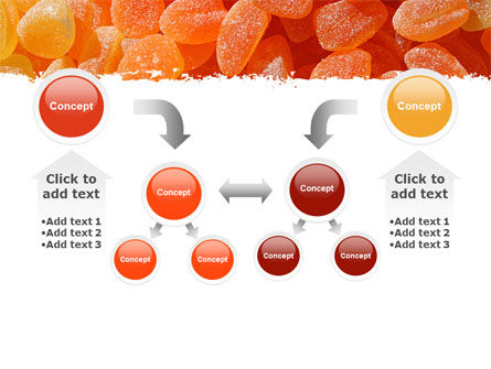Fruit Jelly Free PowerPoint Template Slide 19