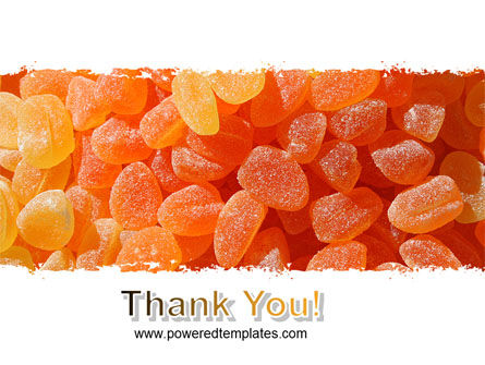 Free Fruit Jelly PowerPoint Template Slide 20