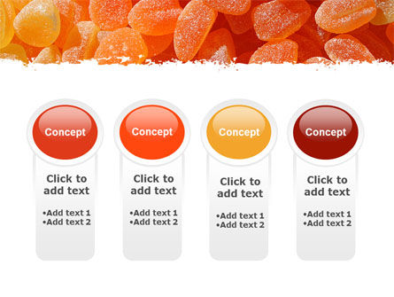 Free Fruit Jelly PowerPoint Template Slide 5