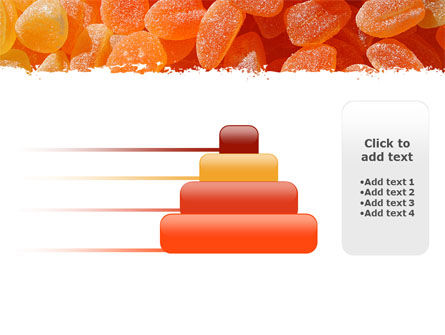 Free Fruit Jelly PowerPoint Template Slide 8
