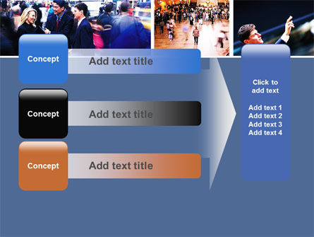 Movement In Business Center PowerPoint Template Slide 12