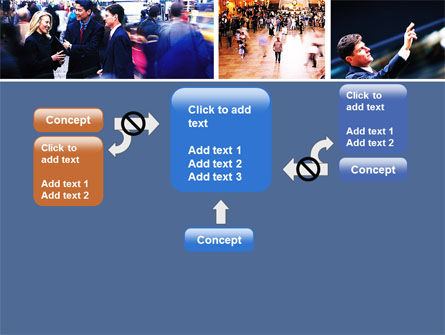 Movement In Business Center PowerPoint Template Slide 13