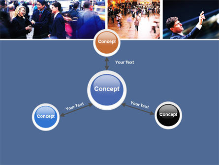 Movement In Business Center PowerPoint Template Slide 14