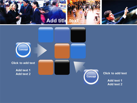 Movement In Business Center PowerPoint Template Slide 16