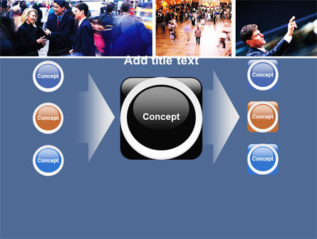 Movement In Business Center PowerPoint Template Slide 17