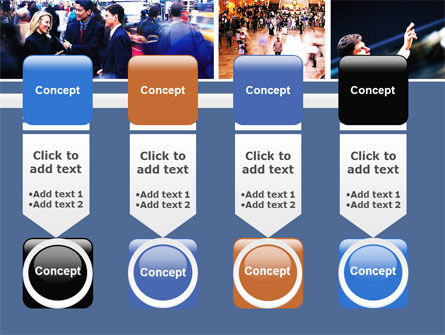 Movement In Business Center PowerPoint Template Slide 18