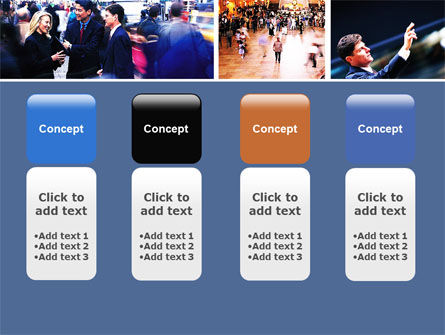 Movement In Business Center PowerPoint Template Slide 5