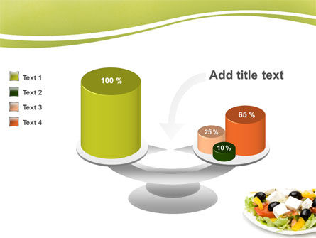 Greek Salad PowerPoint Template Slide 10