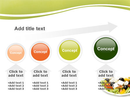 Greek Salad PowerPoint Template Slide 13