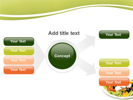 Greek Salad PowerPoint Template Slide 14