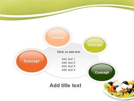 Greek Salad PowerPoint Template Slide 16
