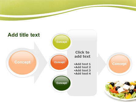 Greek Salad PowerPoint Template Slide 17