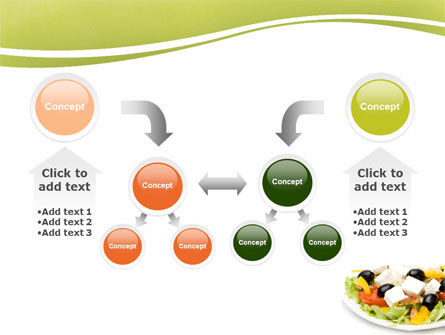 Greek Salad PowerPoint Template Slide 19
