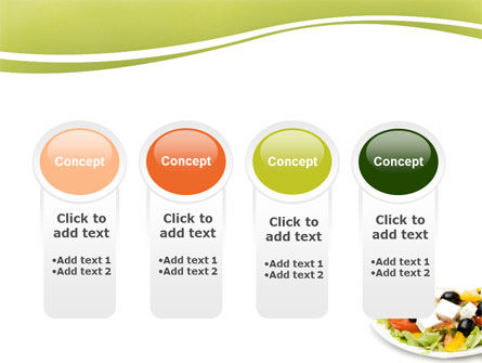 Greek Salad PowerPoint Template Slide 5
