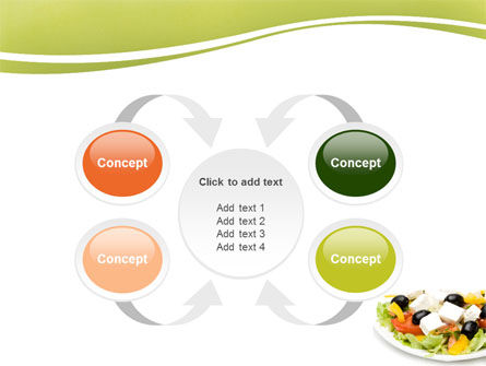 Greek Salad PowerPoint Template Slide 6