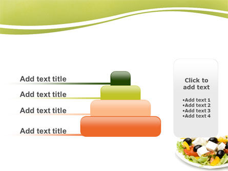 Greek Salad PowerPoint Template Slide 8